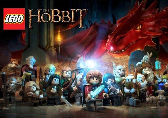 LEGO: The Hobbit Steam Schlüssel ( Sprache: englisch )