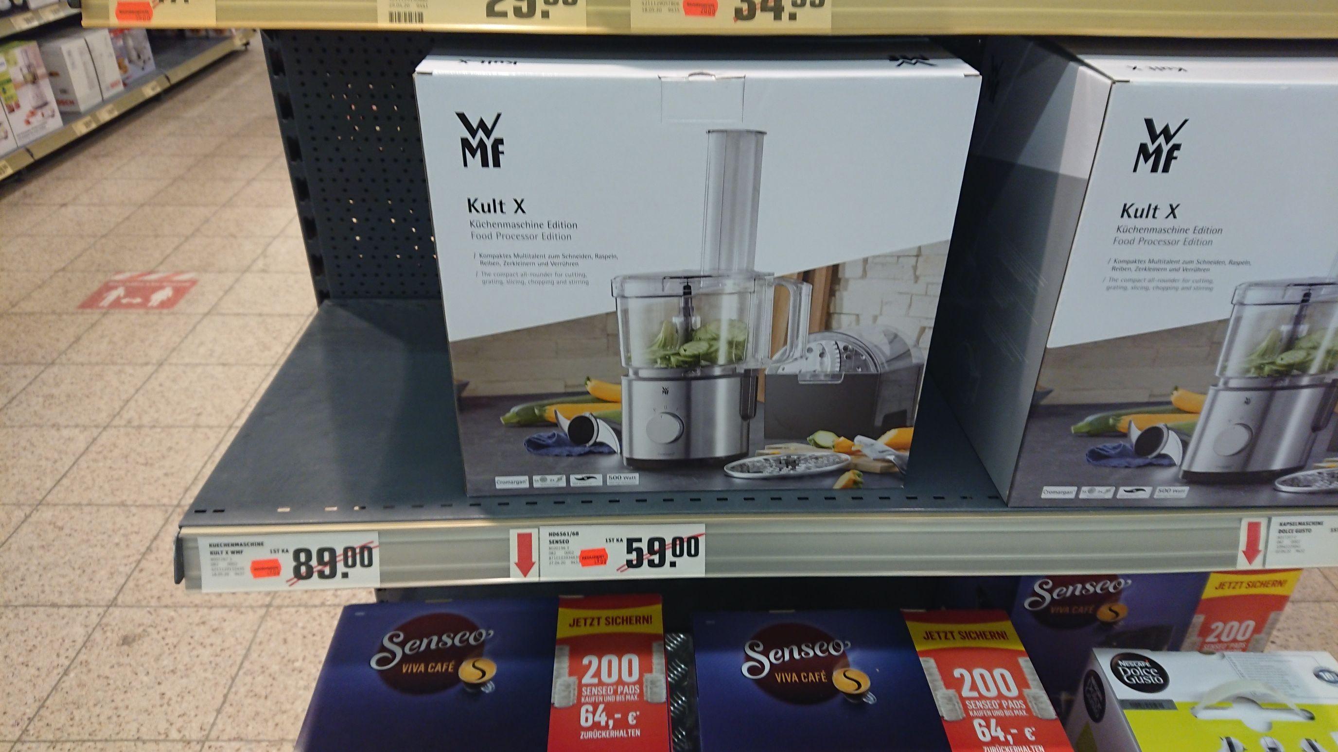 [Lokal] Wmf Kult X Küchenmaschine Edition für 69€ im Tonndo Hamburg