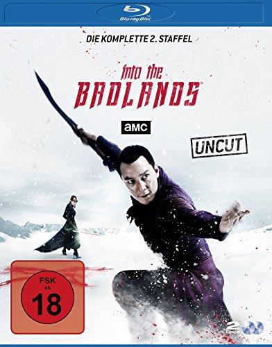 Into the Badlands - Die komplette zweite Staffel (Blu-ray) für 14,28€ (Amazon & Saturn & Media Markt Abholung)
