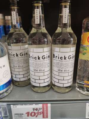 Brick Gin 0,5L bei Real