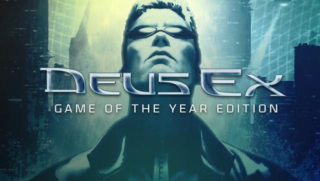 Deus Ex Game of the Year, GOTY, DRM Frei bei GOG für 0,99 Cent