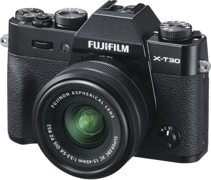 [Lokal Schweiz] FUJIFILM X-T30 Kit XC 15-45mm schwarz