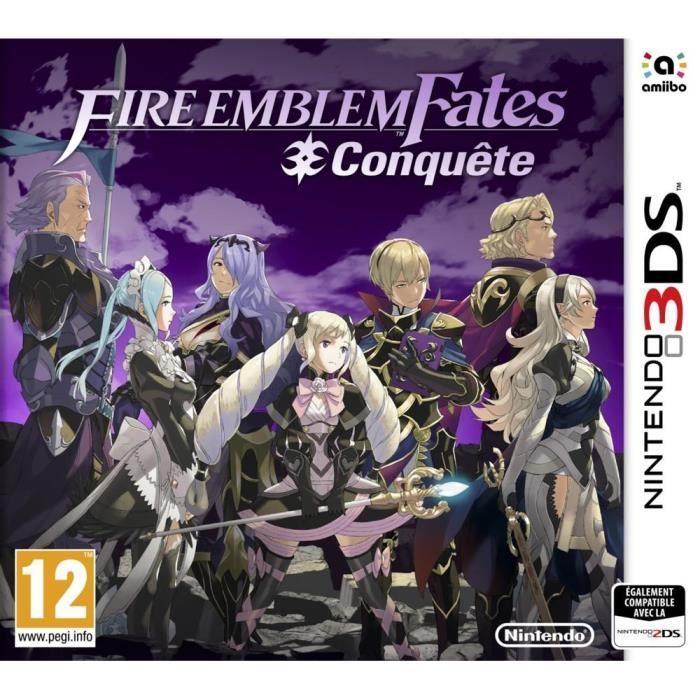 Fire Emblem Fates: Herrschaft (3DS) für 8,98€ (Cdiscount)