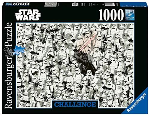 Ravensburger Puzzle Star Wars, 1000 Teile für 8,82€ (Amazon Prime & Real Abholung)
