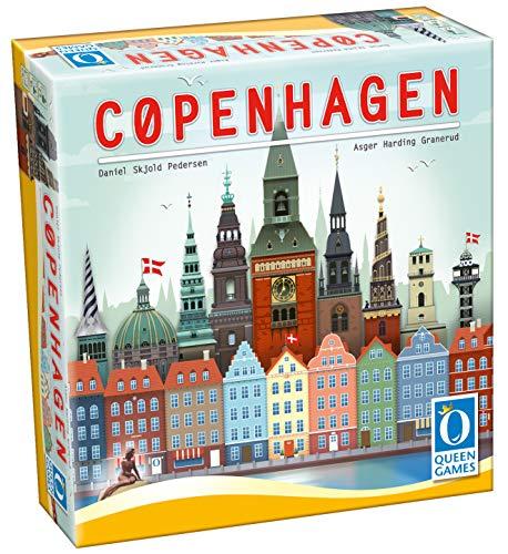 [Amazon Blitzangebot] Copenhagen von Queen Games