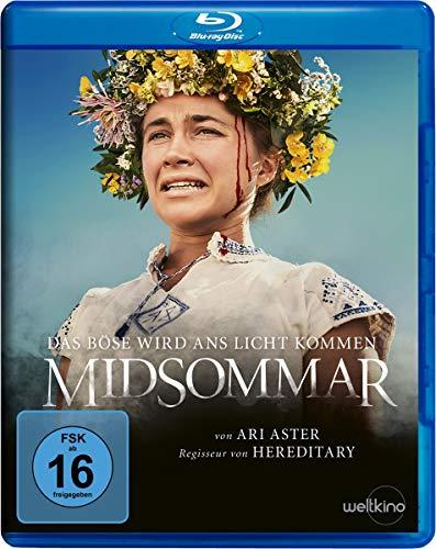 Midsommar (Blu-ray) für 8,99€ (Amazon Prime & Müller Abholung)