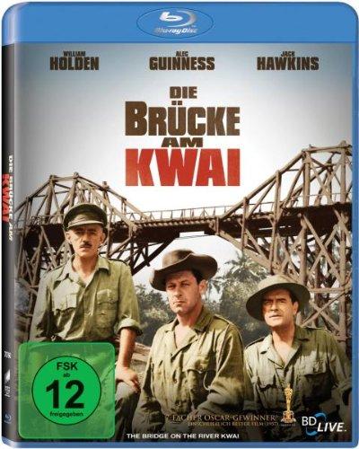 Die Brücke am Kwai (Blu-ray) für 4,49€ (Amazon Prime & Dodax)