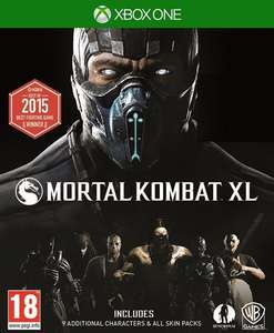 Mortal Kombat XL (Xbox One) für 15,75€ (Base.com)