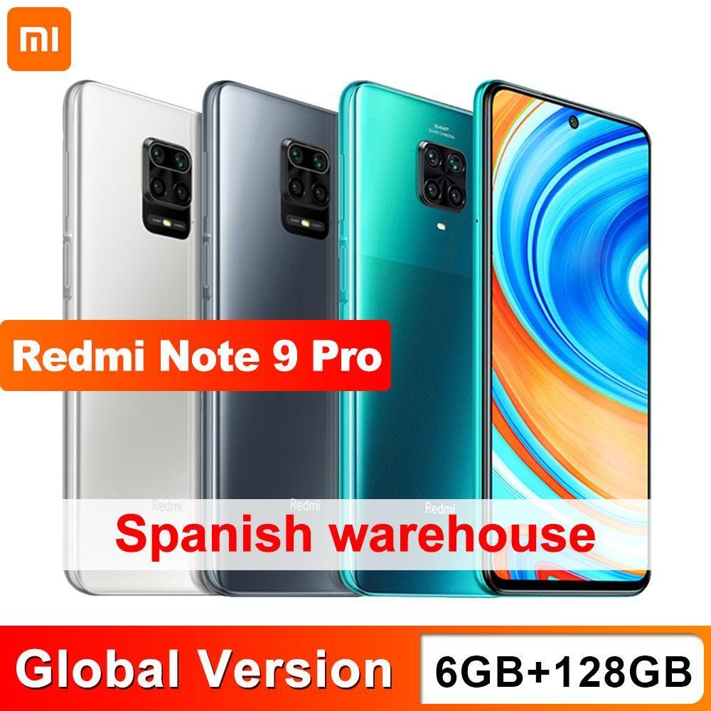 Xiaomi Redmi Note 9 Pro (6/128GB) für 227€ aus EU