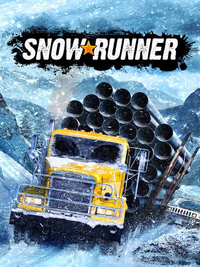 SnowRunner bei Epicgames