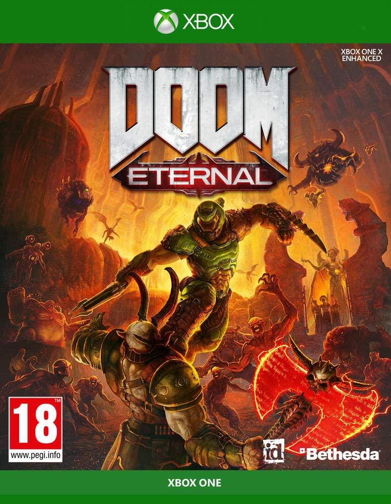 DOOM Eternal (Xbox One & PS4) für je 37,45€ (Amazon FR)