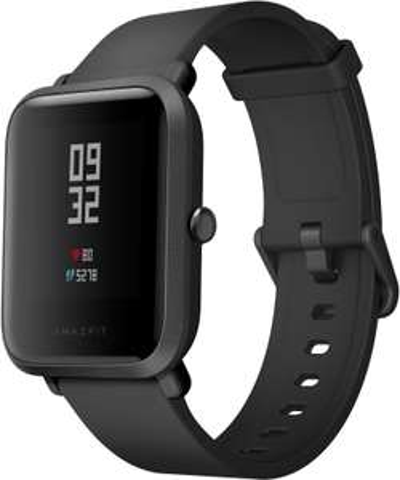 "Huami Amazfit BIP: Smartwatch (1,28"" Display, GPS/Glonass, 40 Tage Akku, IP68 Wasserdicht) | Versand aus EU"