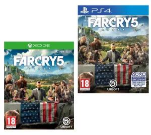 Far Cry 5 (Xbox One & PS4) für 14,99€ (Amazon UK)