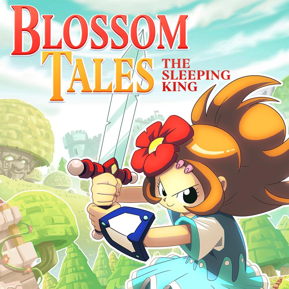 Blossom Tales: The Sleeping King (Switch) für 7,49€ oder für 4,78€ ZAF (eShop)