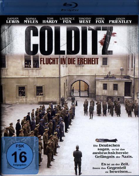 Colditz - Flucht in die Freiheit - Mini TV Serie (Blu-ray) für 3,78€ inkl. Versand (Thalia Classic)