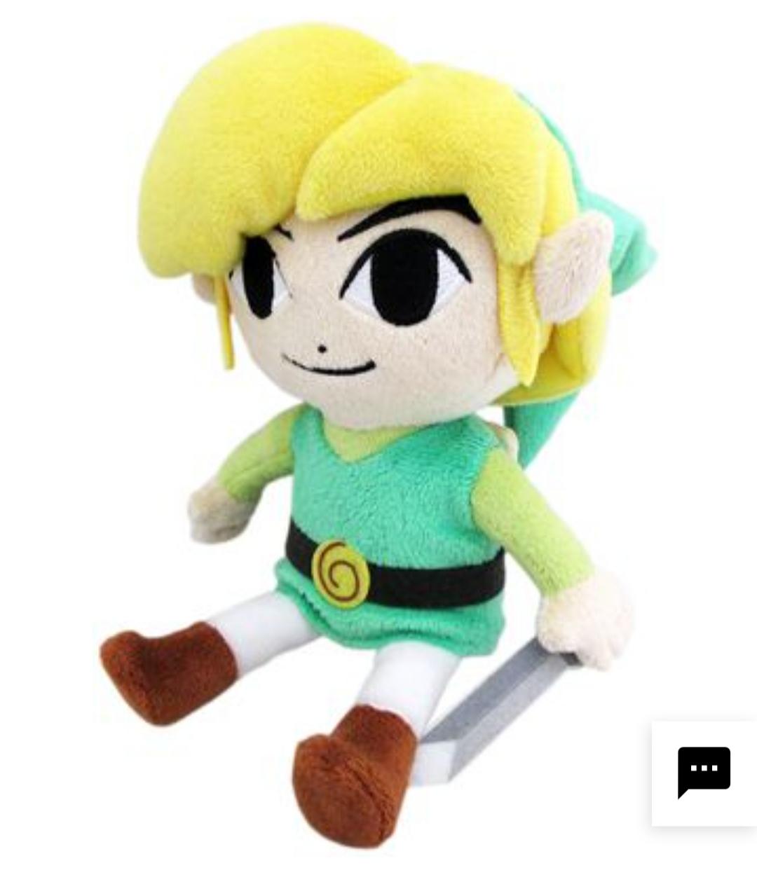 Legend of Zelda Link Plüsch-Figur