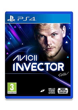 Avicii Invector (Playstation 4) (PS4) [base.com]