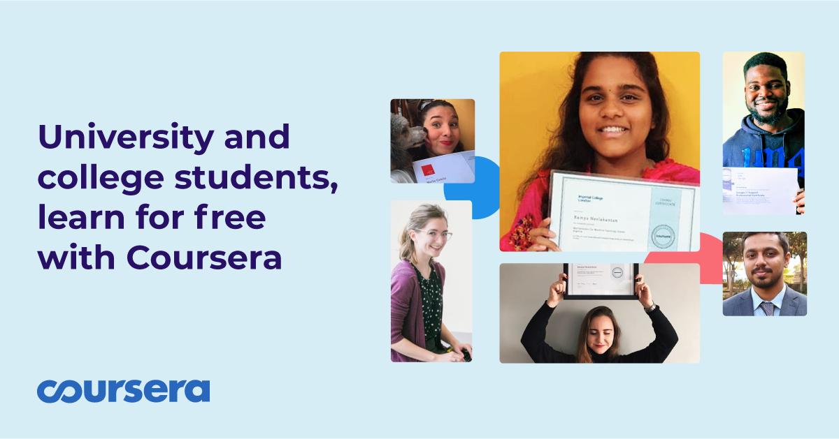 [Studenten] Coursera for Students: 3.800 Kurse kostenlos