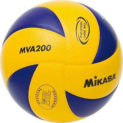 Wieder verfügbar: MIKASA MVA200 Volleyball - offizieller Spielball FIVB / DVV via ebay