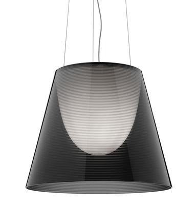 FLOS Ktribe S2 fumée Hängeleuchte, Design von Philippe Starck [madeindesign.de]