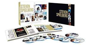 Steven Spielberg Director's Collection (8x Blu-ray) für 21,99€ inkl. Versand (Dodax)