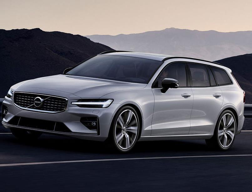 (Neben-) Gewerbeleasing: Volvo V60 R-Design Hybrid 2.0 / 340 PS inkl. Service und Verschleiß für 149€(netto) im Monat / LF:0,30 - GKF:0,37
