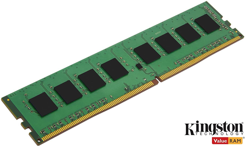 Kingston KVR24N17S6/4 Arbeitsspeicher DDR4 4GB (PC 2400 ValueRam) [Amazon Prime]