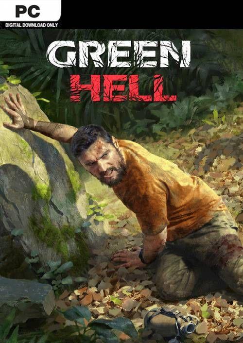 Green Hell [PC-Download] für 7,99€ @ CDKeys