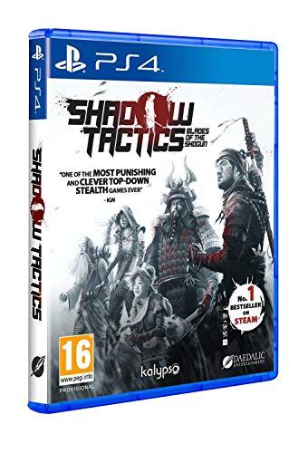 Amazon: Shadow Tactics: Blades of the Shogun PS4 für 11,99€