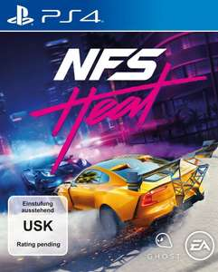 OTTO Tagesdeal - Need for Speed Heat (PS4) 24,95 inkl. Versand