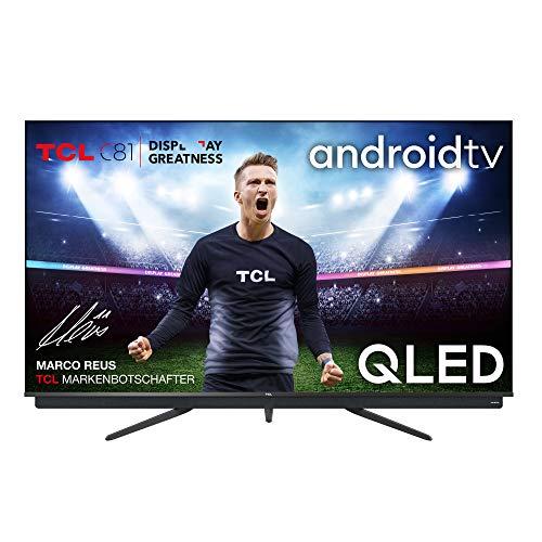 TCL 65C815 QLED-Fernseher (65 Zoll) 4K Ultra HD, Smart-TV, 100Hz