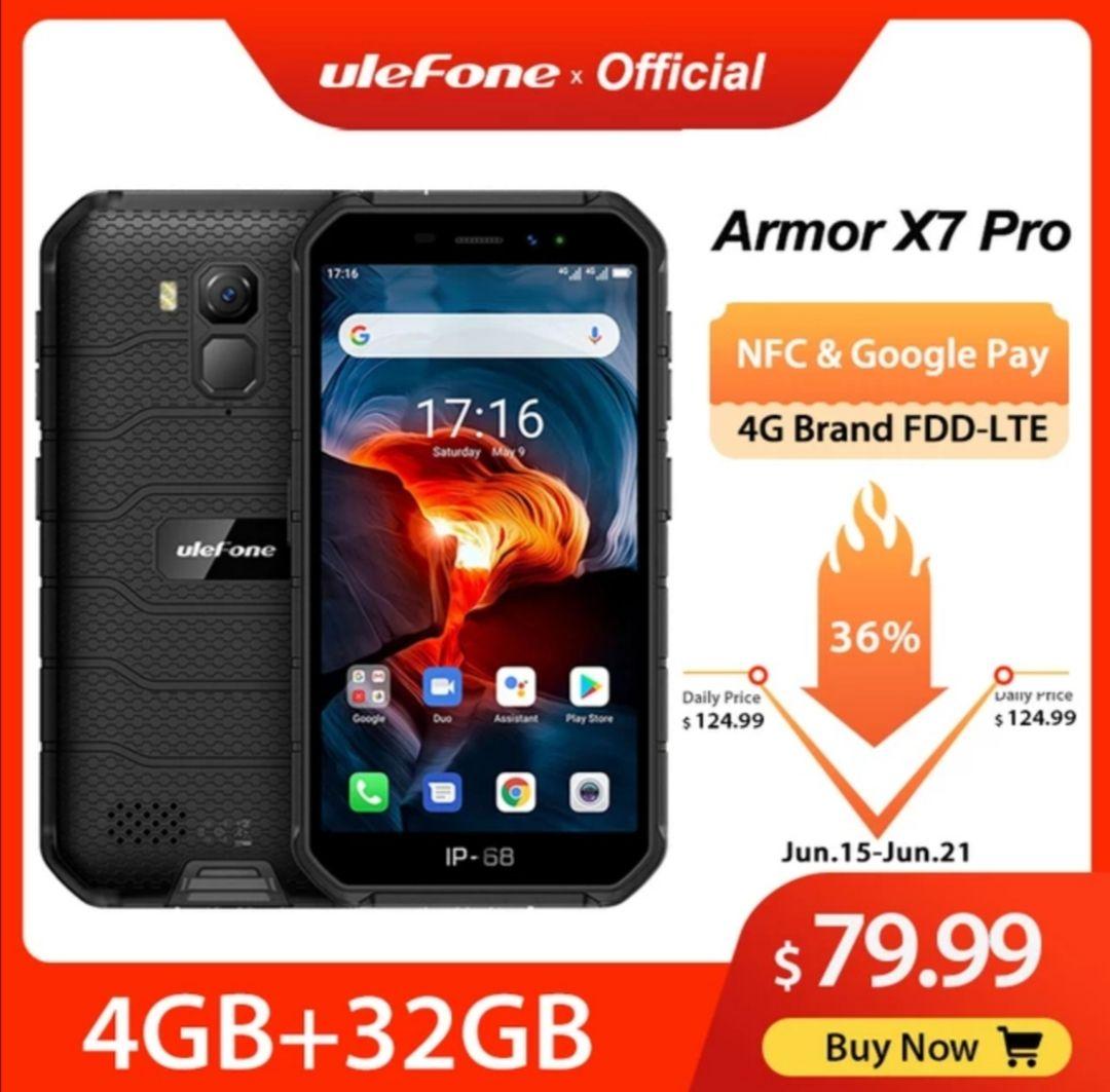 Ulefone X7 Pro Smartphone