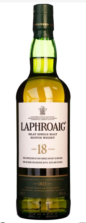 Laphroaig 18 Jahre 0,7l 48% (keine Versandkosten)