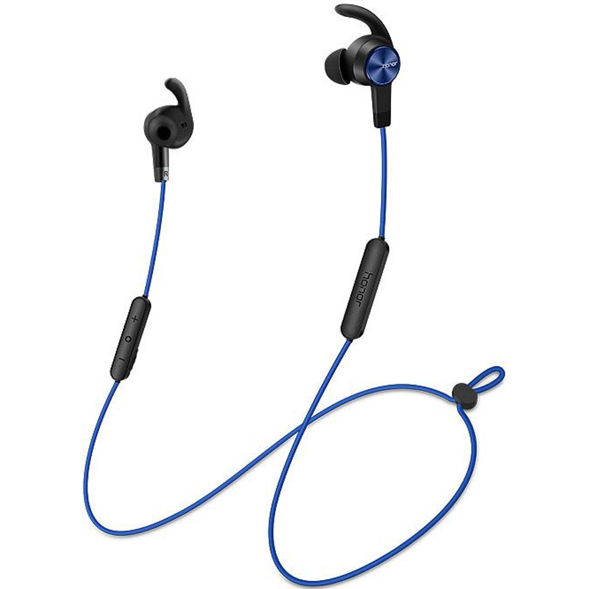Honor Sport: Kabellose Kopfhörer (10h Akku, 11mm Treiber, IP52 Wasserabweisend, Magnetisch)