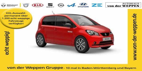 Privatleasing SEAT Mii electric Plus - 34€ p.M/ 24M /10tkm p.a./ Überführung 790€ / 6.000€ Anzahlung Bafa vorkasse