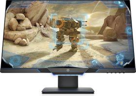 "HP 25mx 24.5"" Monitor (FHD, TN, 400cd/m², 144Hz, 1ms, FreeSync, G-Sync Compatible, HDMI, DP, VESA, Pivot) + 10,20€ in Rakuten Punkten"