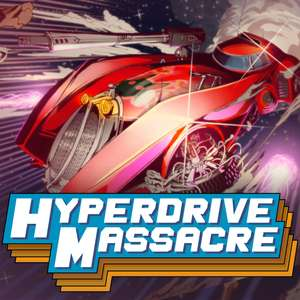 Hyperdrive Massacre (Switch) für 3,99€ oder für 3,32€ ZAF (eShop)