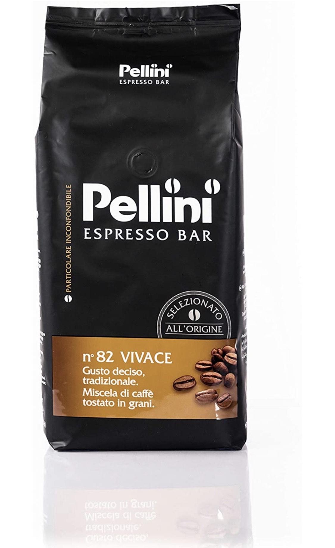 Pellini Caffè Vivace No. 82, Espresso Bohnen, 1 kg