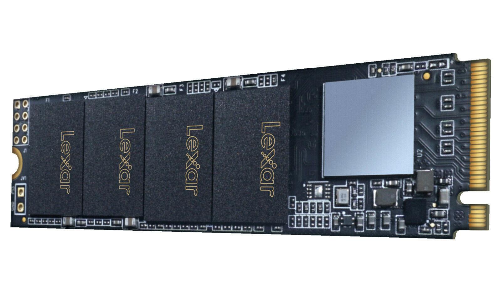 Lexar SSD 1TB 3D TLC NM610 M.2 NVME PCIe Gen 3 für 99,99€ inkl. Versandkosten mit Newsletter o. Visa [MediaMarkt Saturn]