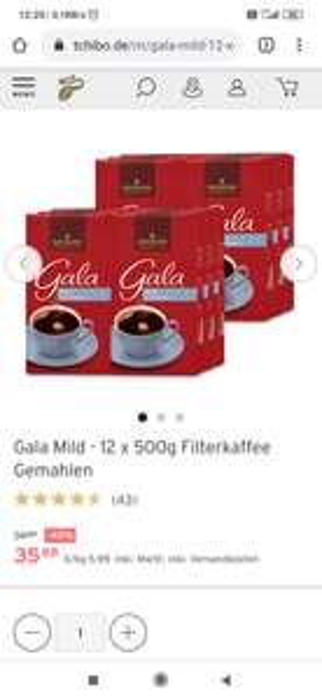 Gala mild 12x500g