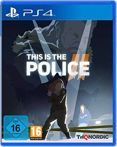 This is the Police 2 (PS4) für 7,55€ (Amazon Prime & GameStop Abholung)