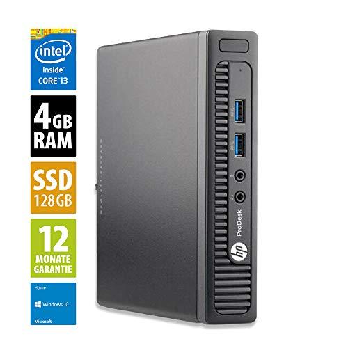 [Amazon.de/Marktplatz] HP ProDesk 600 G1 USFF - Core i3-4150T @ 3,0 GHz - 4GB RAM - 128GB SSD - Win10Home (Zertifiziert und Generalüberholt)