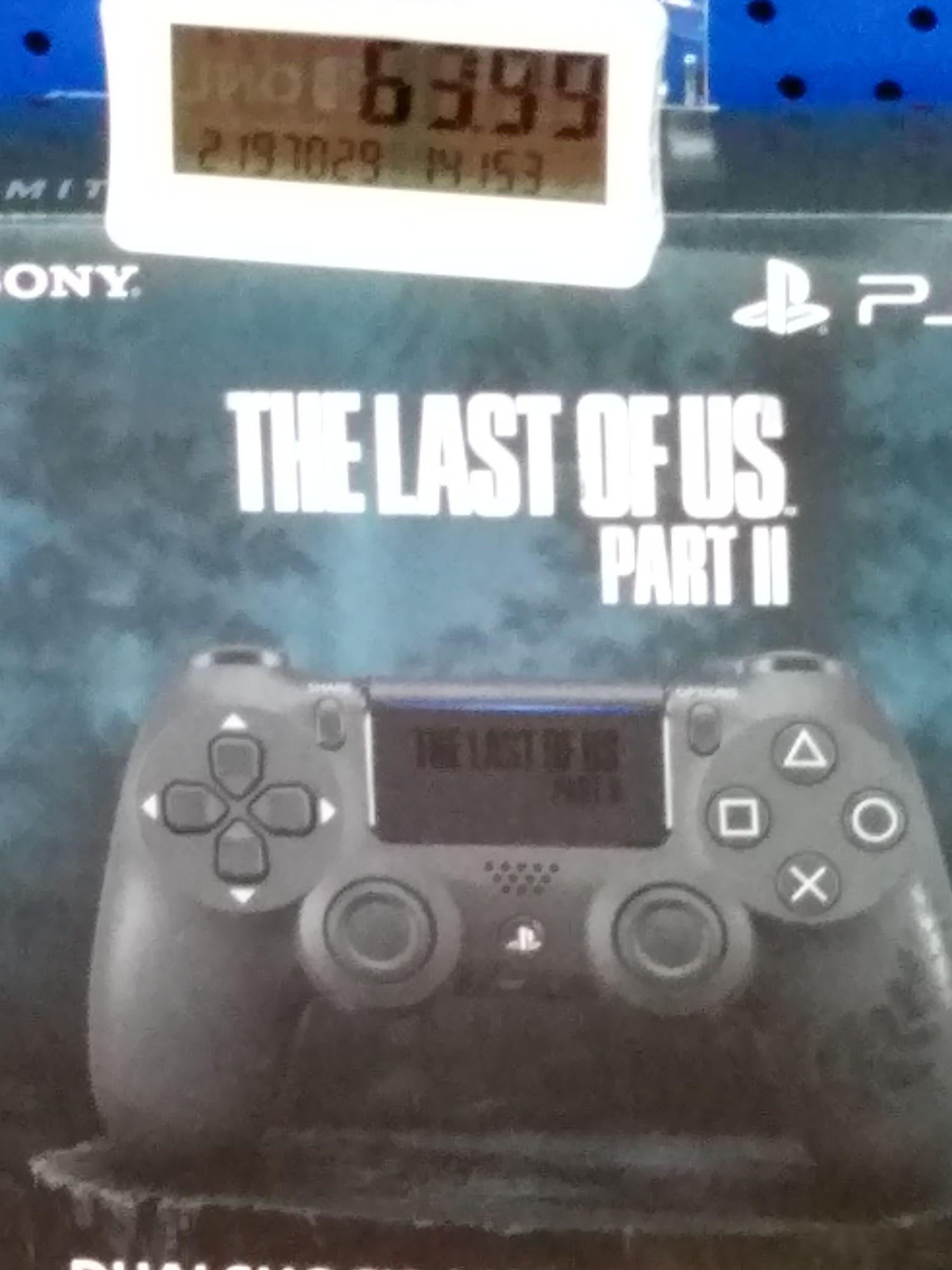 [Lokal Mediamarkt Goslar] PS4 Limited Controller - The Last of Us II