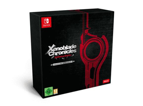 Xenoblade Chronicles Definitive Edition Collector's Set [Nintendo Switch]