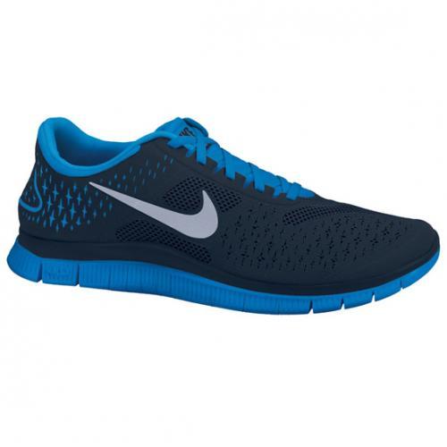 Tagesangebot - Nike Free 4.0 V2 in Blau für 60,05€ inkl. Versand (auch auf Rechnung)