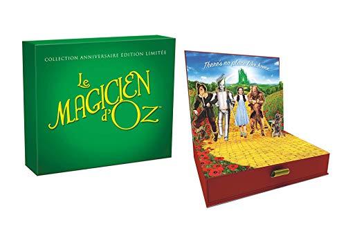 5x Der Zauberer von Oz - 80th Anniversary Edition (4K Blu-ray + Blu-ray + DVD + CD + Goodies) für 37,16€ (Amazon.fr)