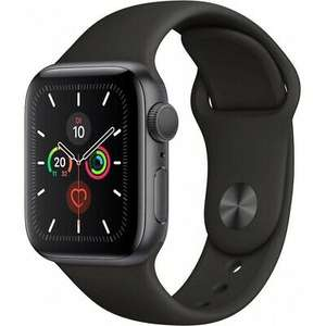 [ebay] Apple Watch Series 5 (40mm) GPS spacegrey - personalisierter Gutschein