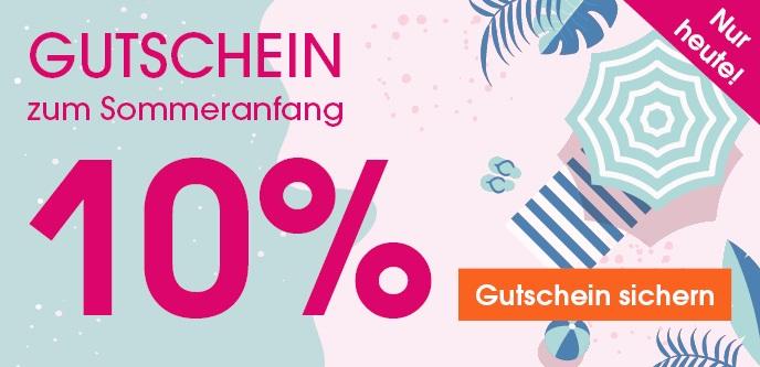 [Babymarkt] Zum Sommeranfang: 10% Rabatt auf fast alles