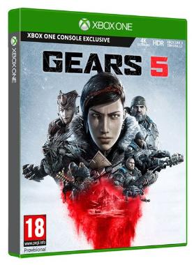 Gears of War 5 (Xbox One) für 16,02€ inkl. Versand (Shopto)