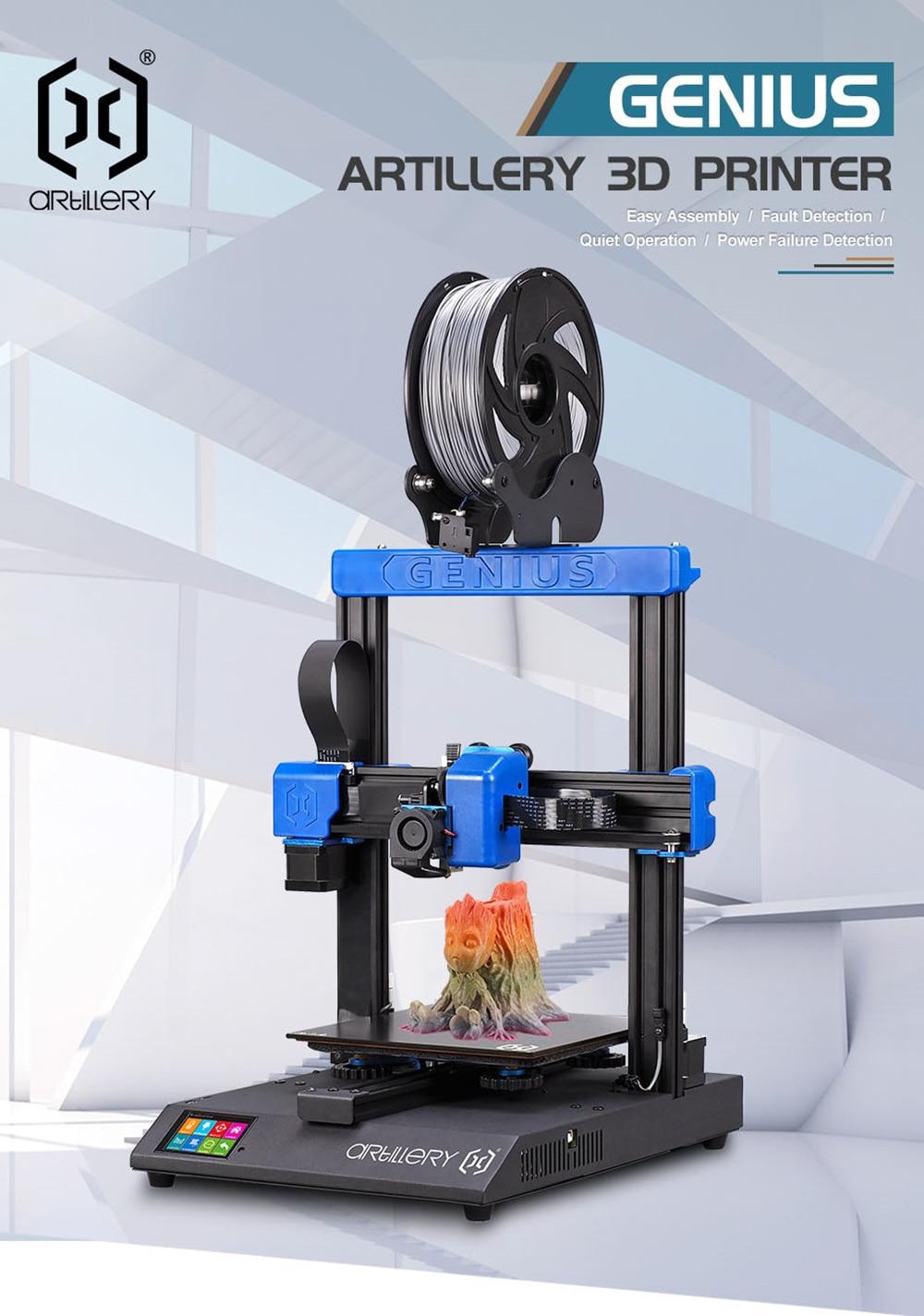 Artillery GENIUS 3D Drucker für 258,08 €